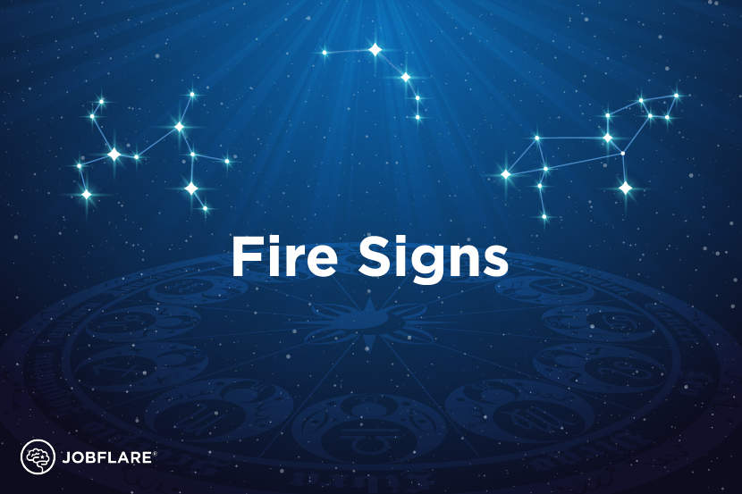 Fire Sign Career Horoscope